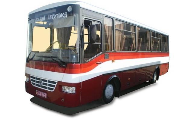 БАЗ А 083 1 покоління Туристичний
