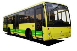 БАЗ a-148-etalon 1 покоління Городской