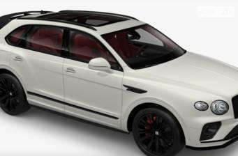 Bentley Bentayga 2021 Speed