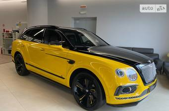 Bentley Bentayga Speed 6.0i АТ (635 л.с.) 2017