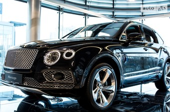 Bentley Bentayga 6.0 АТ (608 л.с.)  2016