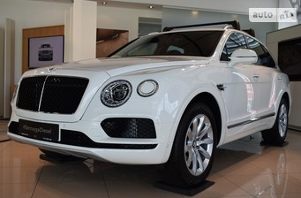 Bentley Bentayga 4.0 AT (435 л.с.)  2017