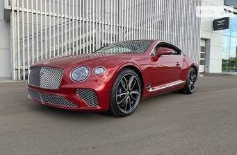 Bentley Continental GT V8 4.0i AT (550 л.с.) AWD 2019