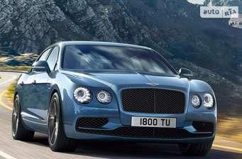 Bentley Flying Spur V12 6.0 АТ (635 л.с.)  2017
