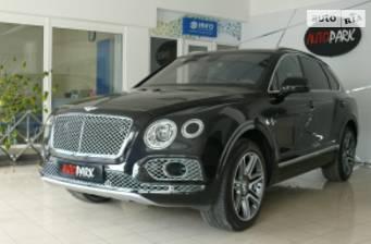 Bentley Bentayga 6.0 АТ (608 л.с.) 2017