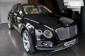 Bentley Bentayga Mansory 6.0 W12 AT (608 л.с.) 2018