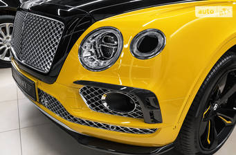 Bentley Bentayga Mansory 6.0 W12 AT (608 л.с.) 2017