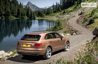 Bentley Bentayga 6.0 АТ (608 л.с.) 2019
