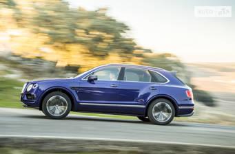 Bentley Bentayga 6.0 TSI АТ (610 л.с.) AWD 2018