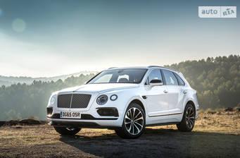 Bentley Bentayga 6.0 АТ (608 л.с.) 2019