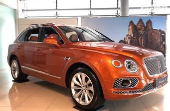 Bentley Bentayga 4.0 AT (550 л.с.) 2019