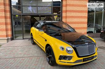 Bentley Bentayga Mansory 6.0 W12 AT (608 л.с.) 2017