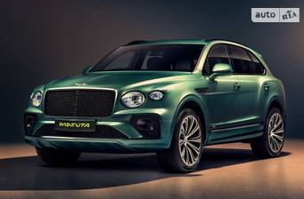 Bentley Bentayga 4.0i AT (550 л.с.) 2020