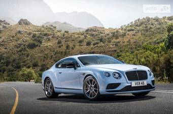 Bentley Continental GT V8 S 2020