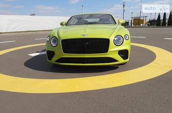 Bentley Continental GT V8 4.0i AT (550 л.с.) AWD 2020