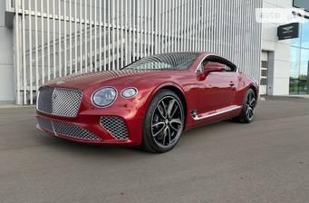 Bentley Continental GT V8 4.0i AT (550 л.с.) AWD 2019