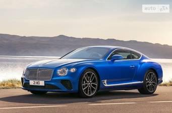 Bentley Continental GT 6.0 TSI (605 л.с.) AT 2018