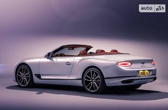 Bentley Continental GT 6.0 W12 TSI AT (635 л.с.)  2019