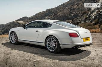 Bentley Continental GT 4.0i АТ (500 л.с.) 4WD 2018