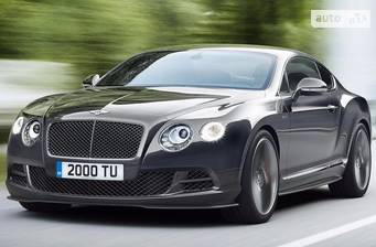 Bentley Continental 2020