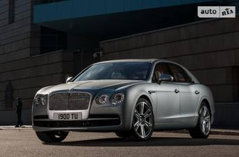 Bentley Flying Spur 6.0 АТ (625 л.с.) 2018