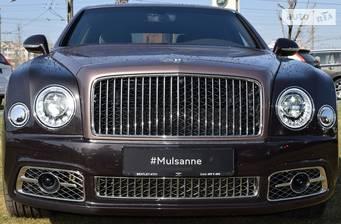Bentley Mulsanne 6.8 АТ (512 л.с.) 2018