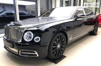 Bentley Mulsanne 6.8 AT (505 л.с.) Extra Long 2019