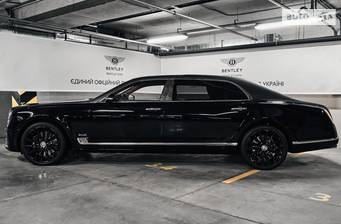 Bentley Mulsanne 6.8 AT (505 л.с.) Extra Long 2019