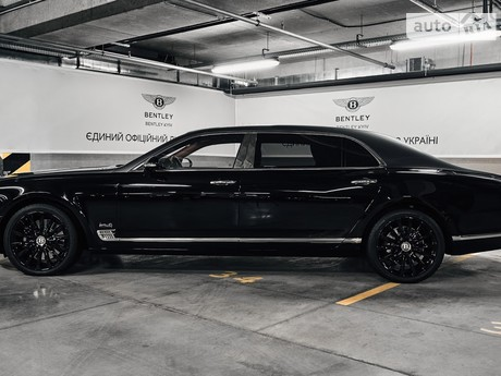 Bentley Mulsanne 2019