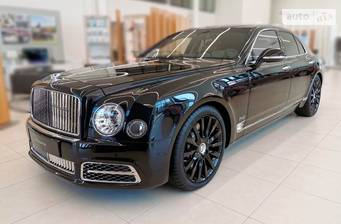 Bentley Mulsanne 2020 Speed