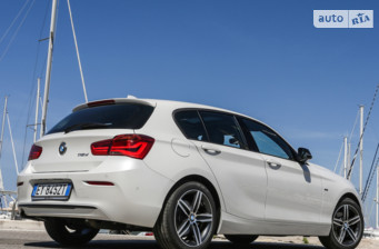 BMW 1 Series F20 116i MT (109 л.с.)  2016