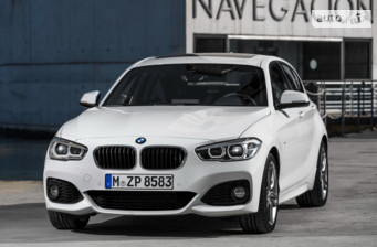 BMW 1 Series F20 118i AT (136 л.с.)  2017