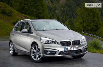 BMW 2 Series  Active Tourer 218i MT (136 л.с.) base 2018