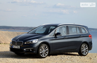 BMW 2 Series Gran Tourer 220d (190 л.с.)  2017