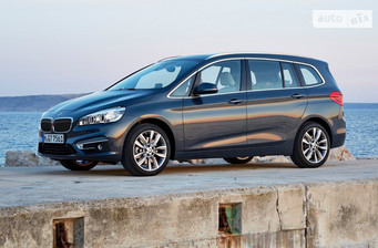 BMW 2 Series Gran Tourer 220i (192 л.с.)  2017