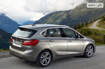 BMW 2 Series  Active Tourer 220d (190 л.с.) xDrive  2016