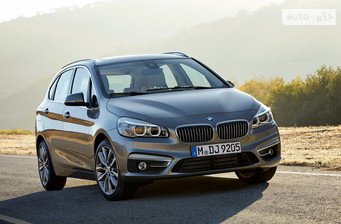 BMW 2 Series  Active Tourer 220d (190 л.с.) xDrive  2017
