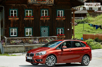 BMW 2 Series  Active Tourer 220d (190 л.с.)  2017