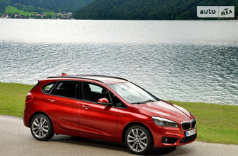 BMW 2 Series  Active Tourer 218d (150 л.с.)  2017