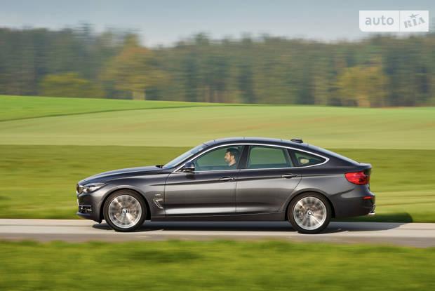 BMW 3 Series GT base