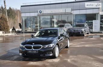 BMW 3 Series 320i Steptronic (184 л.с.) 2020