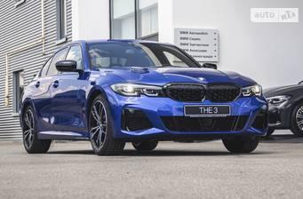 BMW 3 Series M340i Steptronic (387 л.с.) xDrive 2021