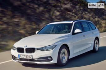 BMW 3 Series F31 330i AT (252 л.с.) xDrive 2017