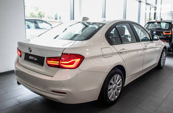 BMW 3 Series F30 318i AT (136 л.с.) 2017