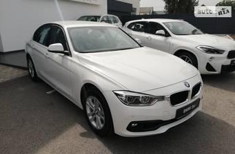 BMW 3 Series F30 318i AT (136 л.с.) 2018