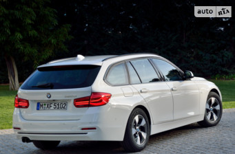 BMW 3 Series 320d AT (190 л.с.)  2016