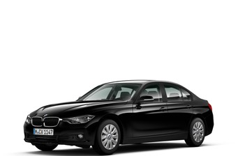 BMW 3 Series F30 318i MT (136 л.с.)  2017