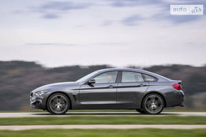 BMW 4 Series Gran Coupe base