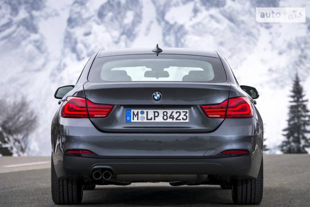 BMW 4 Series Gran Coupe base