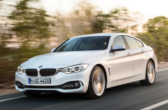 BMW 4 Series Gran Coupe 420d MT (190 л.с.) xDrive  2016